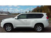 Toyota Land Cruiser Prado 2013 БЕЛЫЙ
